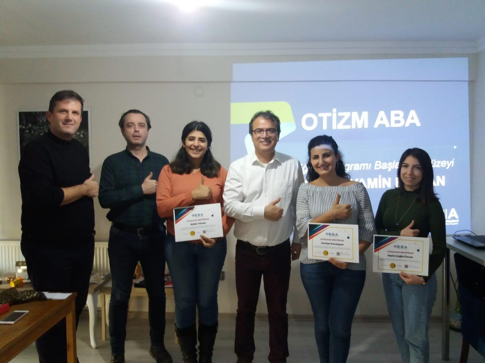 Otizm ABA Terapi Aaasancak İzmir